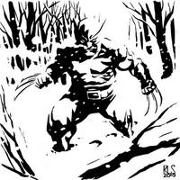 6x6 - Wolverine by ronsalas