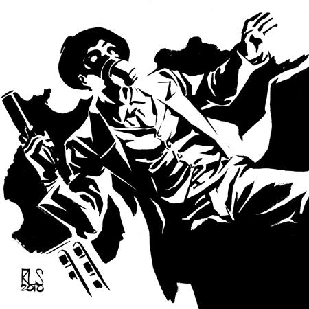 6x6 - Sandman by ronsalas