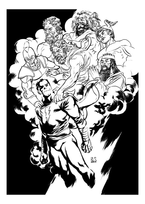 Twart - Captain Marvel by ronsalas