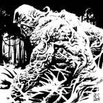 Swamp Thing - 6x6