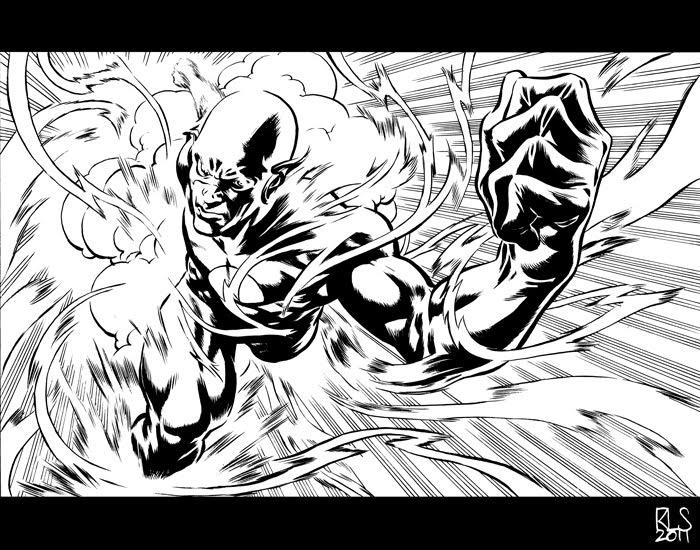 Twart - The Flash by ronsalas