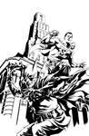 DCFiftyToo-World's Finest inks