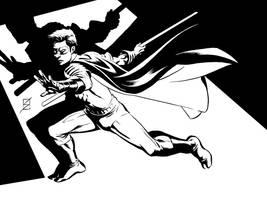 Robin - Tim Drake by ronsalas