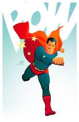 Superdude POW