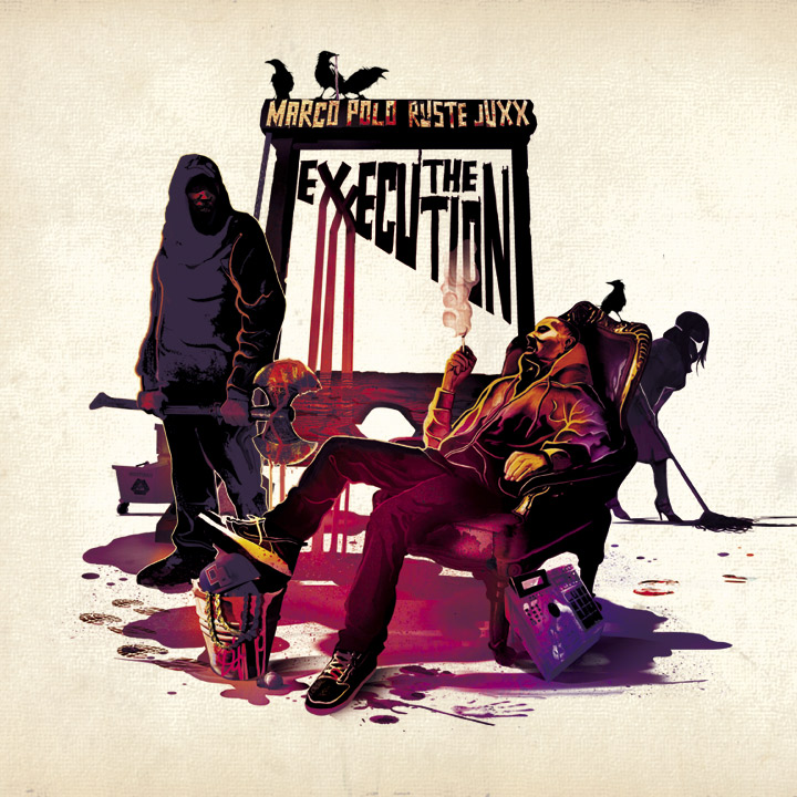 The eXXecution Album cover by deadlymike