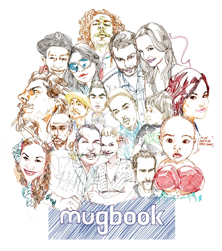 MUGBOOK by deadlymike