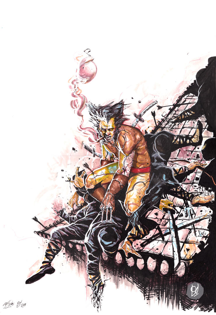 Wolverine Commission by deadlymike
