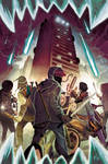 Attack the Block NYCC Print