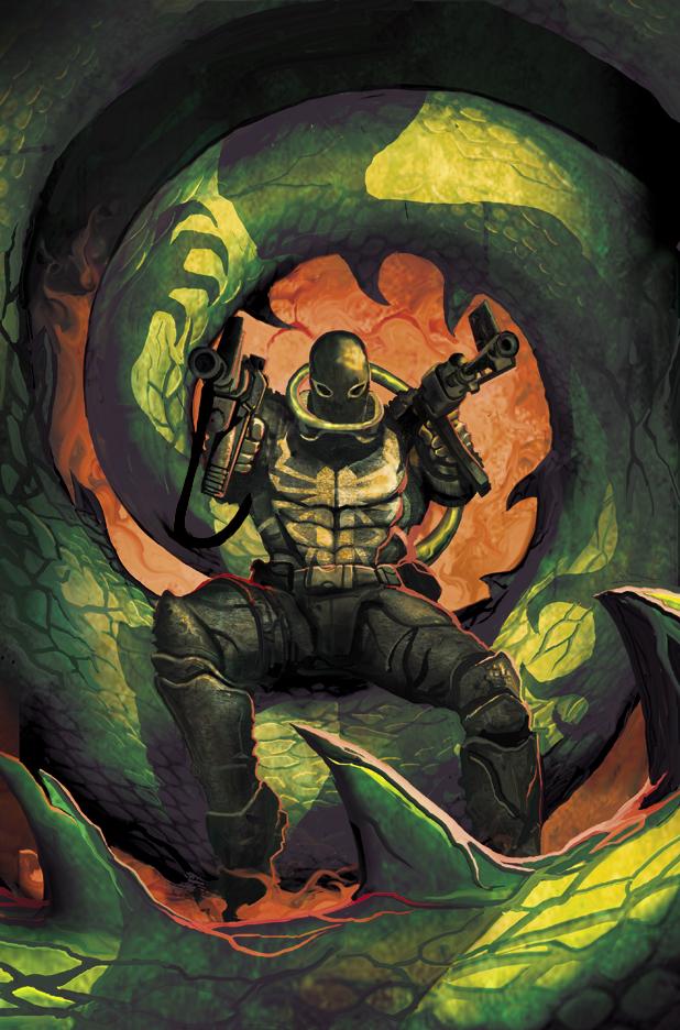 Venom 20 by deadlymike