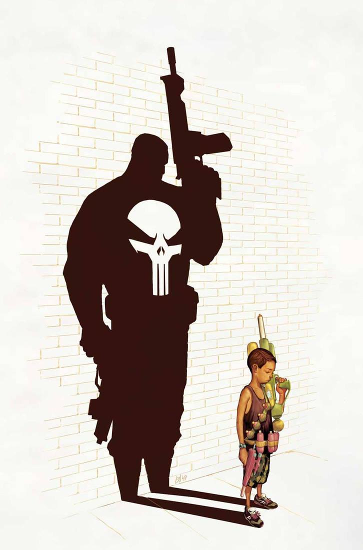 Punisher Max Untold #5