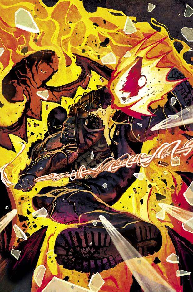 Venom #22 Variant by deadlymike