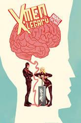 X-Men Legacy #18 by deadlymike