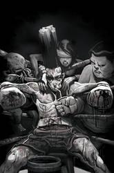 X-Men Legacy #17 by deadlymike
