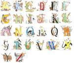 The Illuminated Alphabet Competition