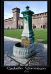 Castle Sforzesco Milan Italy