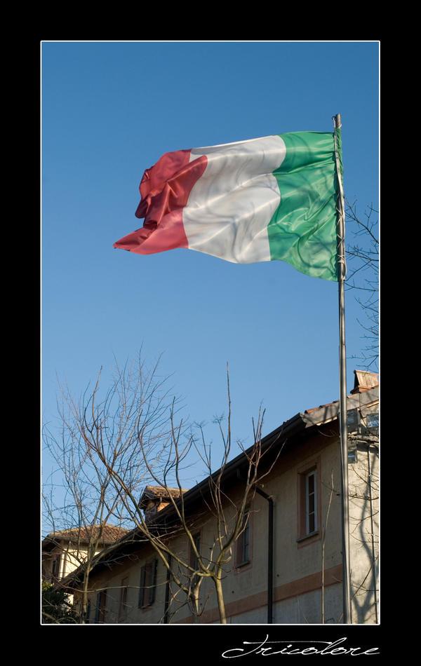 Italian Flag by Heineken79