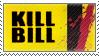 Kill Bill Stamp