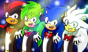 4 Hedgehogs Singers