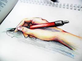 hand by bbiru