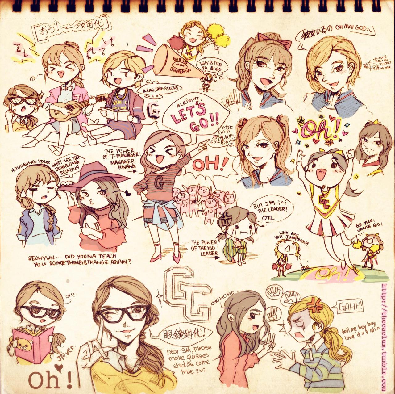 Oh! by bbiru