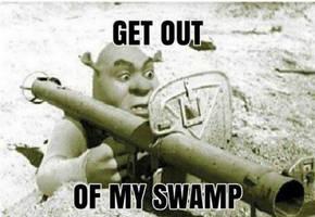 Leaked Image of Shrek 5
