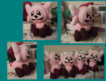 Handmade Stufful Plushies