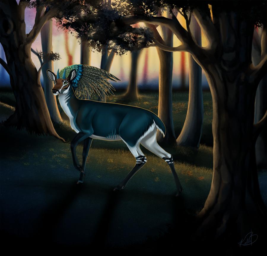 Ravenflight by ShadiKSilence
