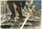 Death of Fingolfin