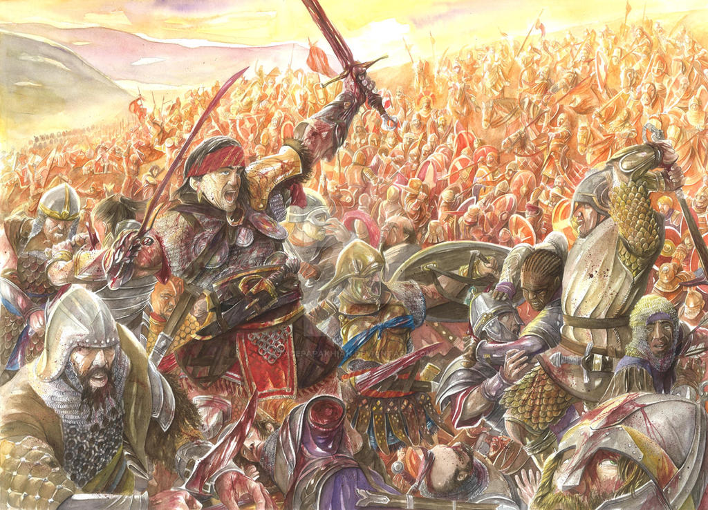 Conan the Mercenary by AbePapakhian