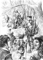 Ai na vedui, Dunadan by AbePapakhian