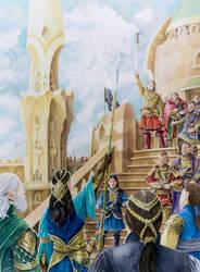 Last Alliance by AbePapakhian
