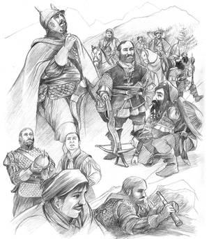The Border Rangers