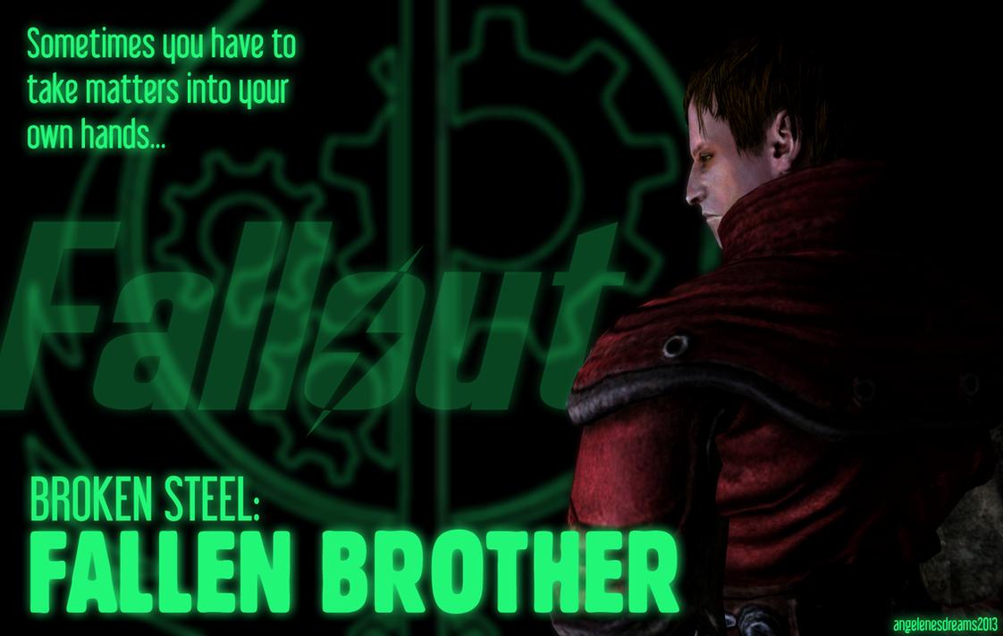 Broken Steel: Fallen Brother - INDEX by angelenesdreams