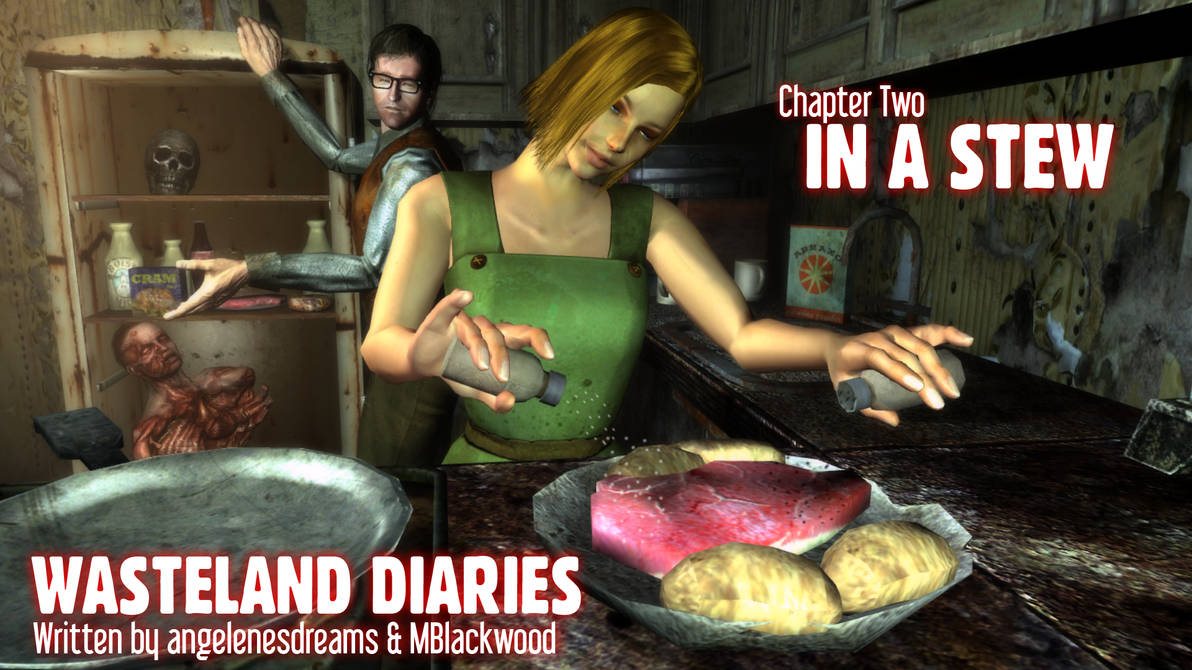 WD2:  In a Stew Cover