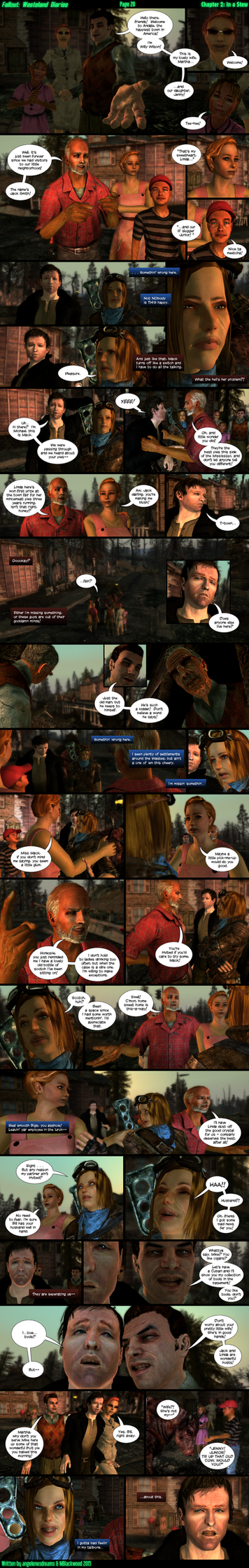 Wasteland Diaries - Page 20 by angelenesdreams