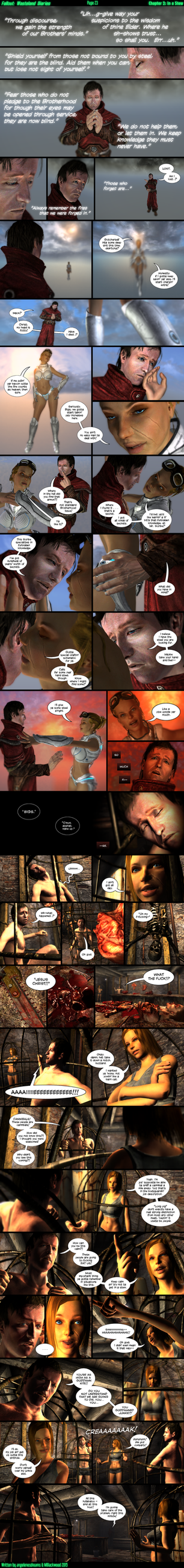 Wasteland Diaries - Page 23 by angelenesdreams