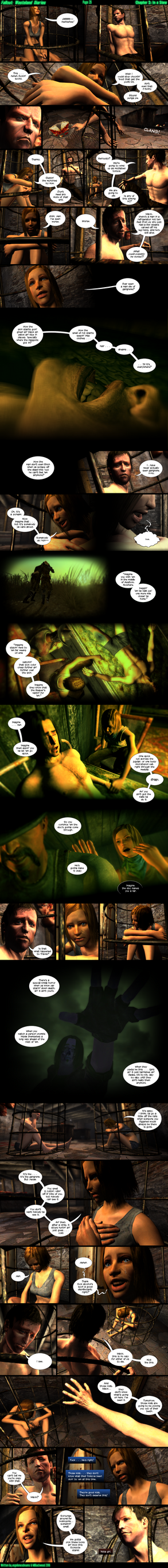 Wasteland Diaries - Page 26 by angelenesdreams