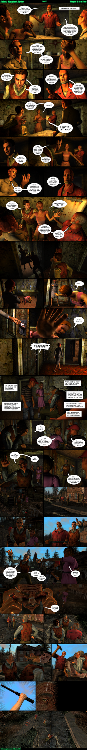 Wasteland Diaries - Page 27 by angelenesdreams