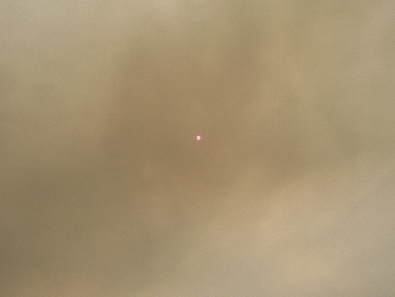 Sun in the smoke by fanis01