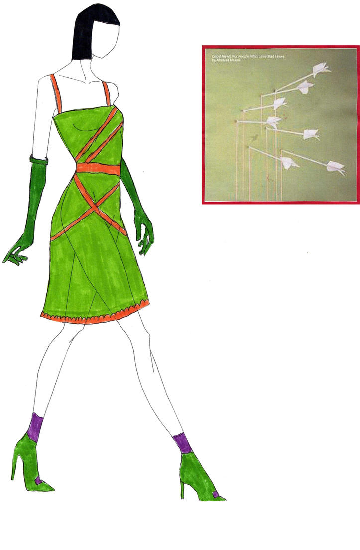 Fashion Design 2: Modest Mouse by fanis01