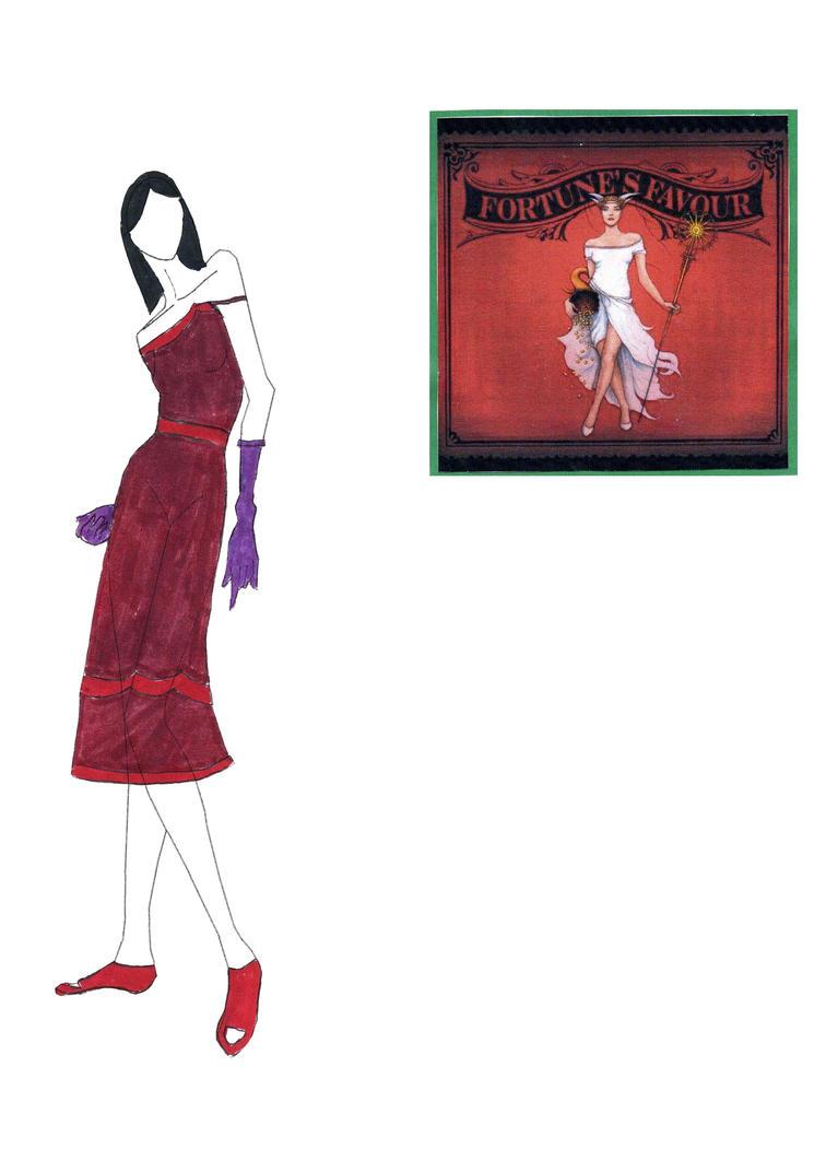 Fashion Design 5: Fortune's Favour by fanis01