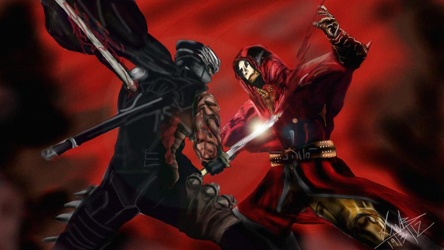 Ninja Gaiden by lone916