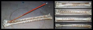 Bone Incense Burner