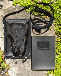 Black Bear Spirit Bag + Dreams by UrnesAshTree