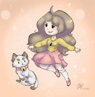 Bee And PuppyCat by X-x-OcToBeR-x-X