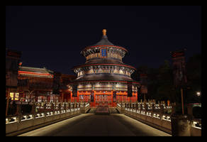 China at Epcot by Grouper