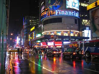 Rainy New York by Grouper