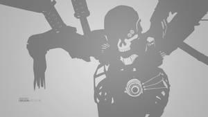Mass-Effect.-Human-reaper-(light) by-kengoorut by kengooru