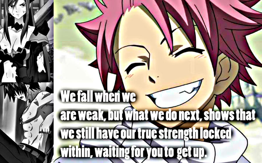 Awesome Anime Quotes Favourites By Gelceea On DeviantArt
