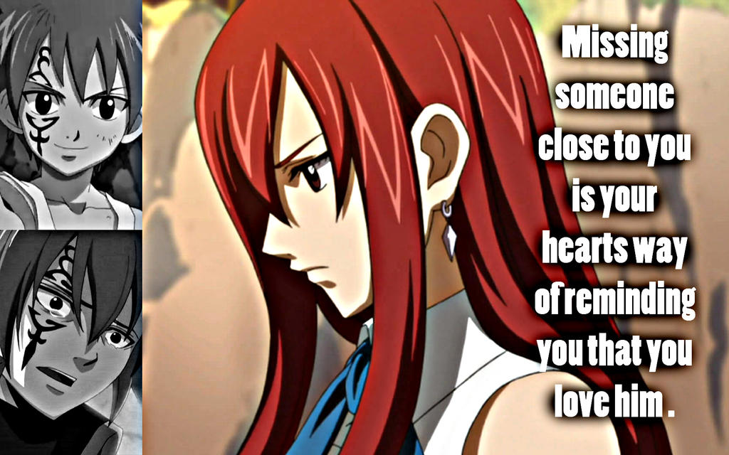 Fairy Tail Love Quotes Inspiration Erza Hearts Way By Xelascarlet On DeviantArt